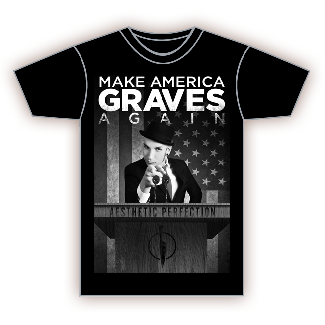 Make America Graves Again
