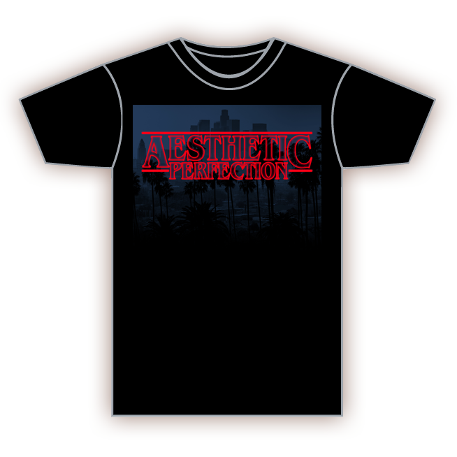 Stranger Things Girly T-Shirt
